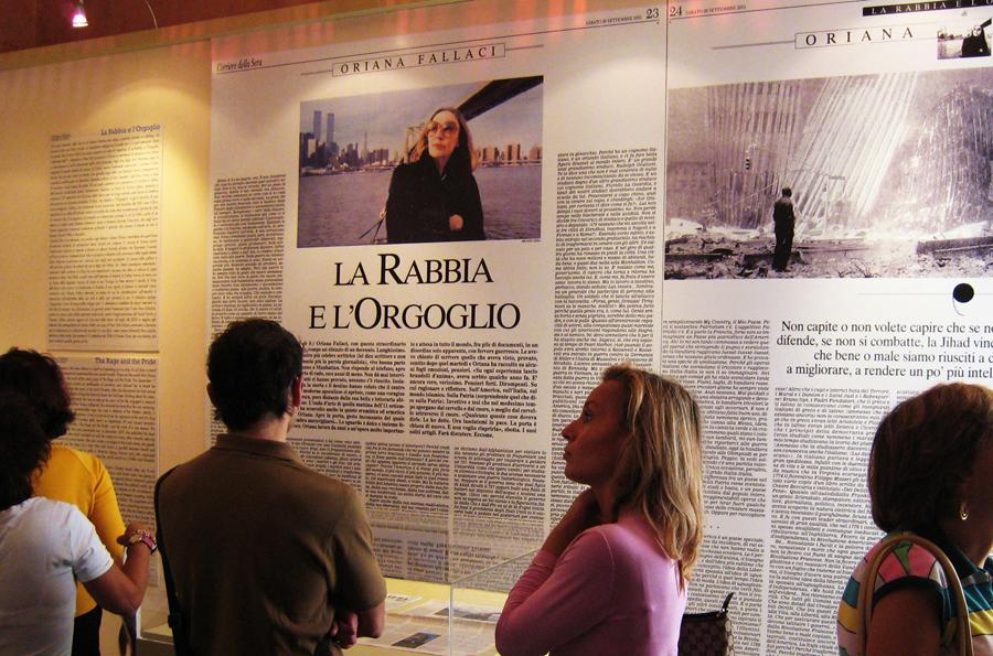 Oriana Fallaci in New YorkUna storia d'Orgoglio