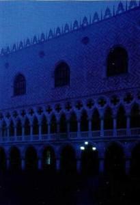 3 facciata del palazzo ducale venezia
